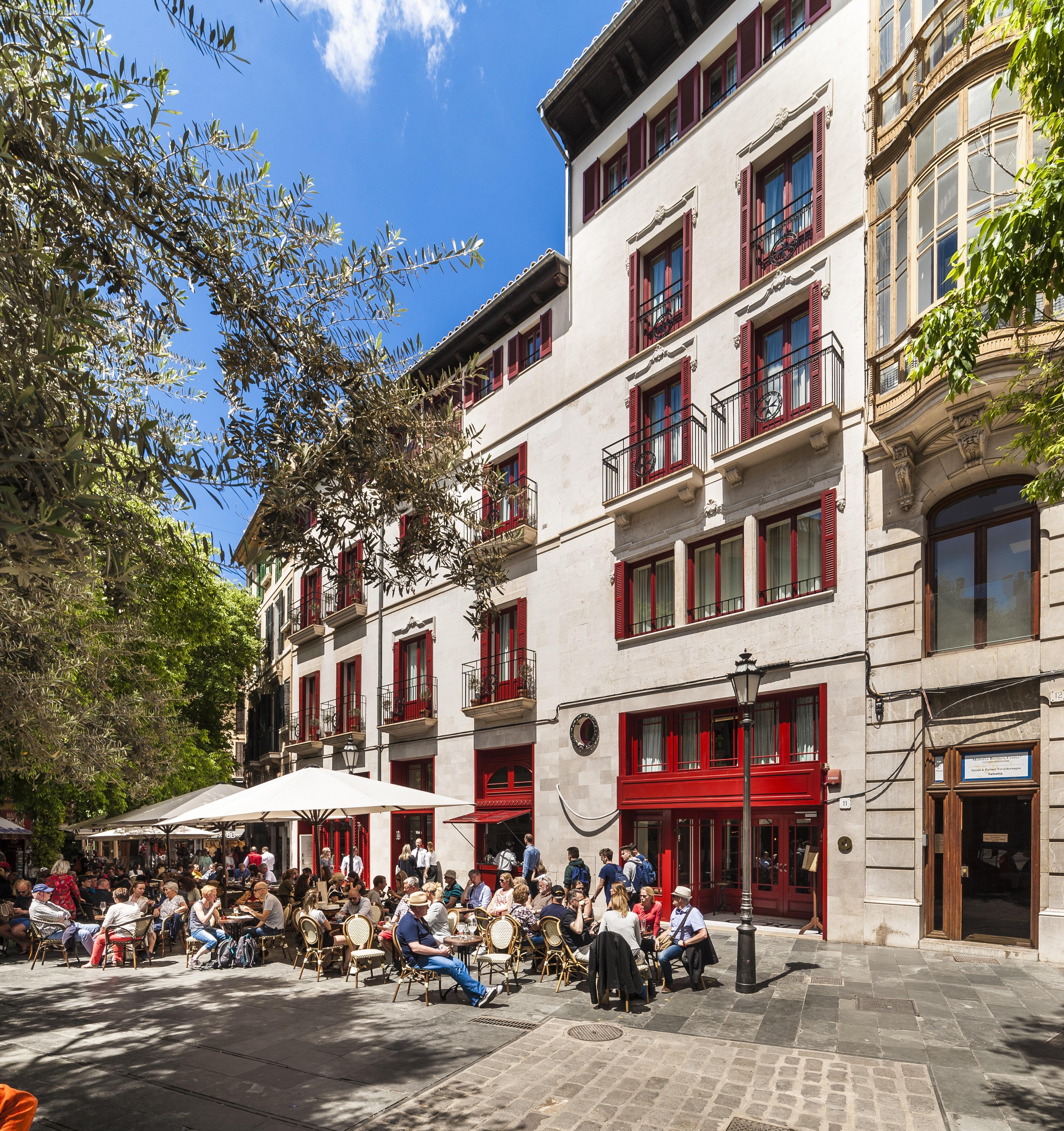 Zwei stylische pioniere angelika hermann meier pr for Stylische hotels
